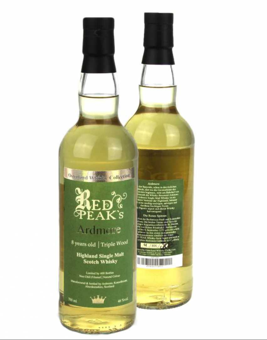 RED PEAK's neuester Streich – eine feiner Ardmore Single Malt Osterland Whisky Collection (OWC)