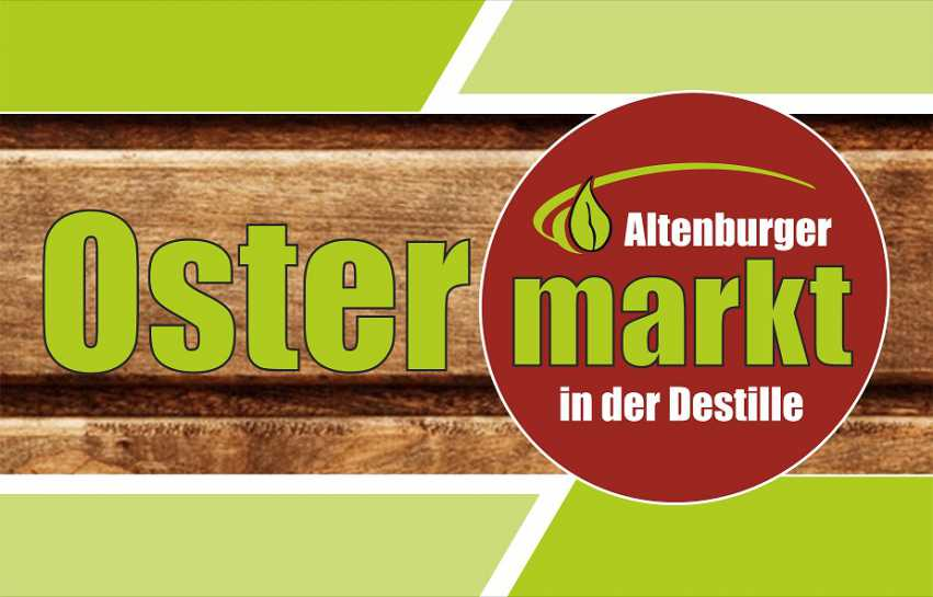 3. Altenburger Ostermarkt am 06.04.19